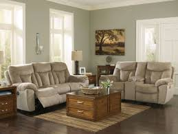 Fabric Recliner Sofa Carson Modern Fabric Recliner Sofa Loveseat Set Living