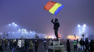 Flag Romania The Week Revolution Returned To Romania