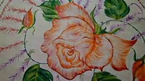 fabric bedsheet painting by premlata youtube