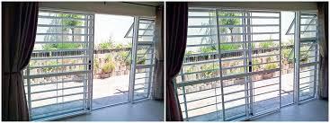 Patio Door Gate Security Screen Doors For Sliding Glass Wrought Iron Home