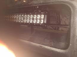 cree light bar review ebay cree 126w 20 light bar review nissan titan forum