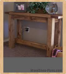 hall table woodworking plans with lastest pictures in south africa