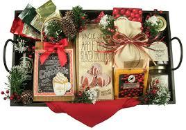 breakfast gift baskets christmas morning deluxe breakfast tray