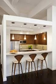 apartments interesting stylish open kitchen peninsula design