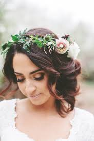 hair flower best 25 flower crown hair ideas on flower crown