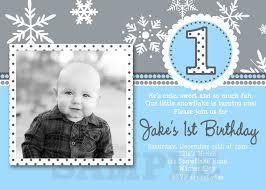 snowflake birthday invitations u2013 gangcraft net