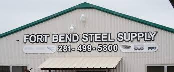 metal steel supply houston fort bend steel supply