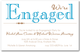 engagement party invites peacock we re engaged party invitations