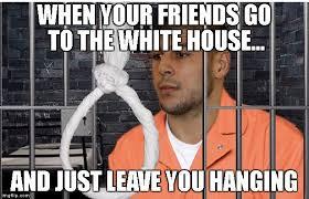 Aaron Hernandez Memes - they just left him hanging imgflip