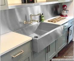 Kitchen Stainless Sinks Custom Stainless Steel Sinks Usa Made Havens Metal
