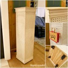 easy craft fair ideas diy freestanding display for craft shows