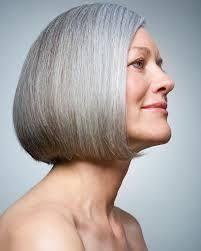 Bob Frisuren F Graues Haar by Graue Haare Mit Bob Hair Styles Gray Hair Bobs