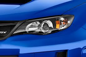 subaru headlight styles 2012 subaru impreza wrx sti editors u0027 notebook automobile magazine