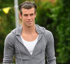 gareth bale new haircut gareth bale returns to his hometown in wales to officially open