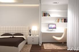 Schlafzimmer Ideen Stauraum Schlafzimmer Mit Eingebautem Schreibtisch Home Design Und Möbel