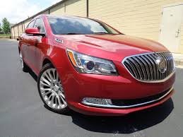 2014 used buick lacrosse 4dr sedan premium ii fwd at platinum used
