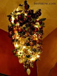 simply homemade inverted christmas tree kristen anne glover