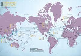 Greenshade Ce Treasure Map World Submarine Cable Map Aka To Connect Or Not Connect Is The