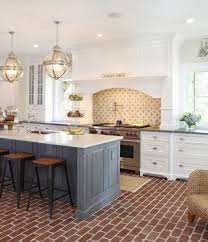 kitchens with different colored islands terrific white kitchen cabinets with different color island photo