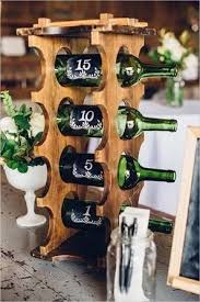 wine bottle guest book 15 creative wedding guest book ideas mywedding