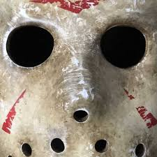 auz jason hockey mask 2009 remake screen accurate replica