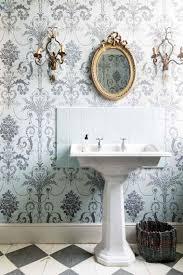 tapisserie salle a manger papier peint tendance 50 idées pour une maison moderne