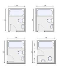 bathroom floor plans small 5ft x 8ft standard small bathroom floor plan with shower perfect