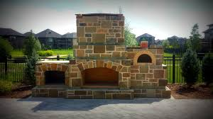 Pizza Oven Fireplace Combo by Pizza Oven Combo Is Almost Complete Rocco Masons Commercial