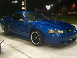 2003 Mustang Gt Black 2003 Sonic Blue Gt Must See Svtperformance Com