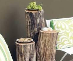 How To Make End Tables Out Of Tree Stumps by 7 Creative Ways Of Turning Wood Logs And Tree Stumps Into Unique