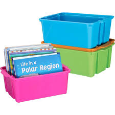 book and binder holders book boxes storage tubs