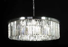 Odeon Crystal Chandelier G7 2164 9 Gallery Chandeliers Retro Odeon Crystal Glass Fringe 3