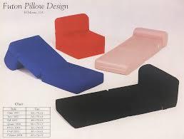 futon pillows futon pillow design inc largest u s manufacture wholesale