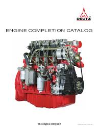 deutz accessories catalogue