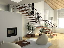 home design interior stairs living room design with stairs 2