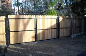 favored sample of how to put up a privacy fence prominent front