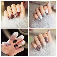 online buy wholesale checkered nail tips from china checkered nail