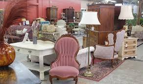 Plush Dining Room Chairs Antique Furniture Portland Monticello Antique Marketplace