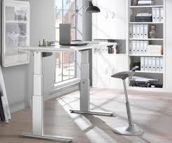 bureau assis debout ikea table reglable en hauteur electrique