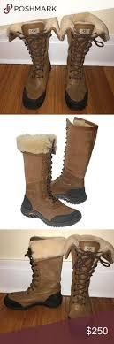 s adirondack ugg boots otter nwob ugg adirondack waterproof boot ugg adirondack