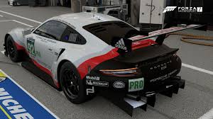 porsche 918 rsr concept image fm7 92 porsche rsr rear jpg forza motorsport wiki