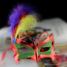 feather masks fashion new feather masks butterfly party masks masquerade masks