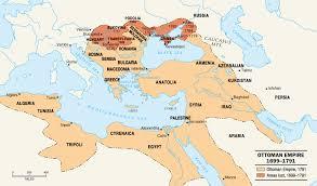 Present Day Ottoman Empire Civilization Past Present Illustrations