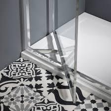 Infold Shower Door Edge Infold Shower Door In Infold Door Luxury Bathrooms Uk