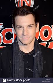 andy karl of rock opening night on broadway at the winter