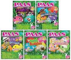 easter egg decorating kits thanks mail carrier paas easter egg decorating kits review