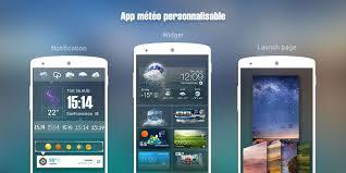 gadget de bureau meteo météo la météo sur votre bureau android mt