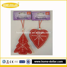 felt christmas hanging decorations felt christmas hanging