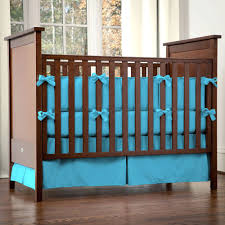 teal crib bedding set nice solid color crib bedding home inspirations design plain