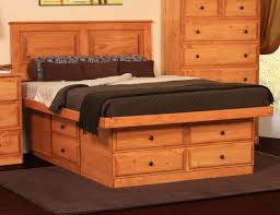 Queen Storage Beds With Drawers 18 Best Beds With Bookcase Headboards Images On Pinterest